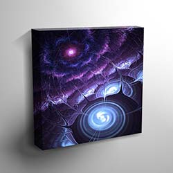 Canvas Art TM-136 Tablo - 50x50 cm