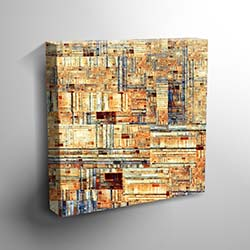 Canvas Art TM-145 Tablo - 50x50 cm