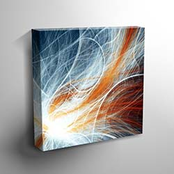 Canvas Art TM-160 Tablo - 50x50 cm