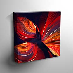 Canvas Art TM-163 Tablo - 50x50 cm