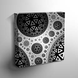 Canvas Art TM-182 Tablo - 50x50 cm