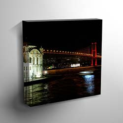 Canvas Art TM-203 Tablo - 50x50 cm