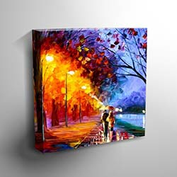 Remix TM-236 Canvas Tablo - 50x50 cm