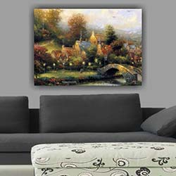 Diamonds Canvas DC59 Tablo - 50x70 cm