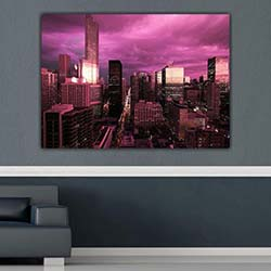 Diamonds Canvas DC145 Tablo - 50x70 cm