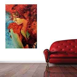 Diamonds Canvas DC156 Tablo - 50x70 cm