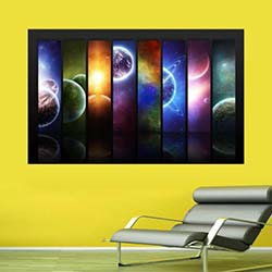 Diamonds Canvas DC194 Tablo - 50x70 cm