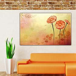 Diamonds Canvas DC197 Tablo - 50x70 cm