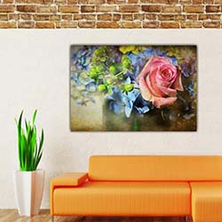 Diamonds Canvas DC244 Tablo - 50x70 cm