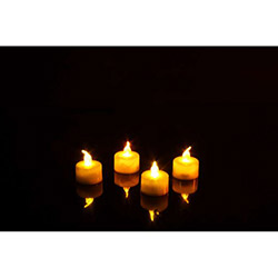 Crea Lighting LM-104 Led Mum-Tealight Lamba (4 Adet)