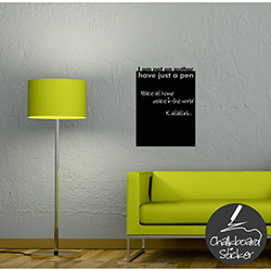 Decorange Chalkboard Sticker-13