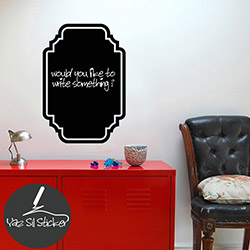 Decorange Chalkboard Sticker-41
