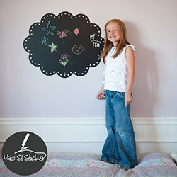 Decorange Chalkboard Sticker-94