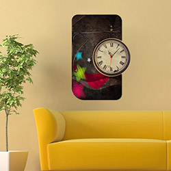 Decorange Alignment D5 Tablo Saat - 48x70 cm