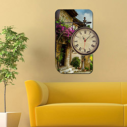 Decorange Alignment D26 Tablo Saat - 48x70 cm