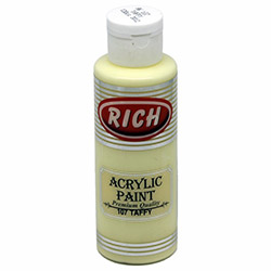 Rich Akrilik Boya (Taffy) - 130 ml