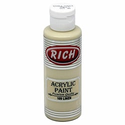 Rich Akrilik Boya (Linen) - 130 ml