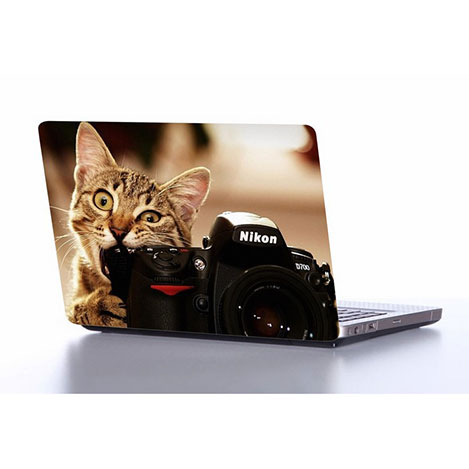 Resim  Supersticx NOTE80 Laptop Sticker - 37x26 cm