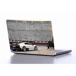 Supersticx NOTE115 Laptop Sticker - 37x26 cm
