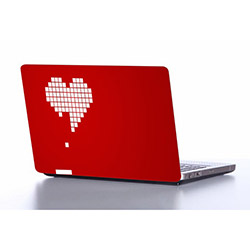 Supersticx NOTE146 Laptop Sticker - 37x26 cm
