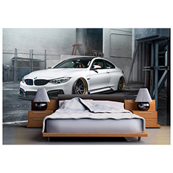 Ejoya Gifts BMW 002 Duvar Sticker - 145x145 cm