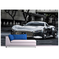 Ejoya Gifts Mercedes 002 Duvar Sticker - 250x250 cm