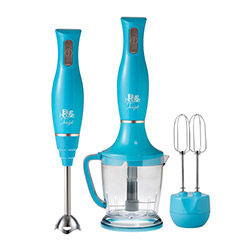 Blue House BH5546BS Triojet Blender Seti - Mavi