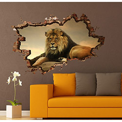 3d Art TDS-1090 Duvar Sticker - 135x90 cm