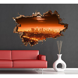 3d Art TDS-1049 Duvar Sticker - 70x45 cm