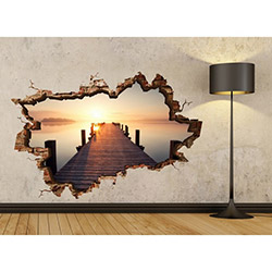 3d Art TDS-1070 Duvar Sticker - 70x45 cm