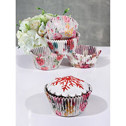 Keramika 50 Adet Muffin Set