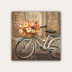 AntiQa AN98 De Paris Mdf Tablo - 30x30 cm