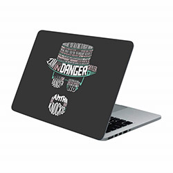DekorLoft NBE-20059 Breaking Bad Notebook Sticker