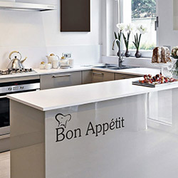 DekorLoft DS-131 Bon Appetit Duvar Sticker