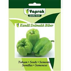 Yaprak Kandil Dolma Biber Tohumu - 10 gr