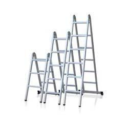 Katlanır Alüminyum Merdiven 2 x 1 Metre