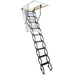 Makaslı Çatı Merdiveni