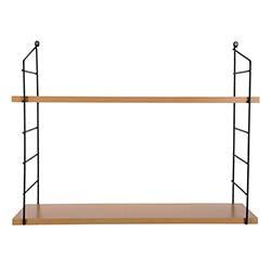 Armoni Çift Katlı Raf Seti - Derinlik: 30cm