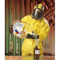 Ansell ChemTek Tehlikeli Kimyasallara Karşı