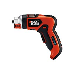 Black&Decker 3.6V Li-Ion AUTOSELECT Şarjlı Tornavida