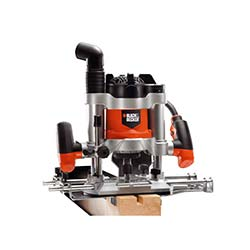 Black&Decker 1600W El Frezesi