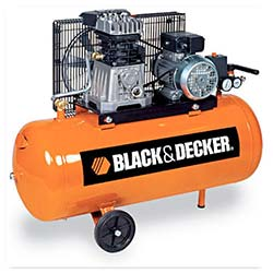 Black&Decker Kompresör 2hp 100lt