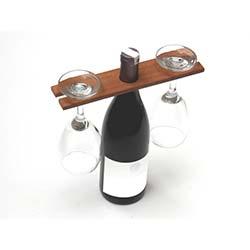 Bontena Olympos İkili Şişe Üstü Bardak Taşıyıcı