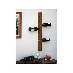 Bontena Bergamus 8 Şişelik Kütük Şaraplık