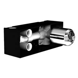 Artema Style X Ankastre Banyo Bataryası-3 Yollu / Ankastre Duş Bataryası-2 Yollu (Sıva Altı Grubu)