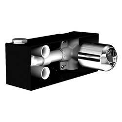 Artema Style X Ankastre Banyo Bataryası-2 Yollu / Ankastre Duş Bataryası (Sıva Altı Grubu)