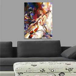 Moda Canvas Mo-84 Tablo - 50x70 cm
