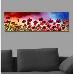 Moda Canvas Mo-182 Tablo - 30x90 cm