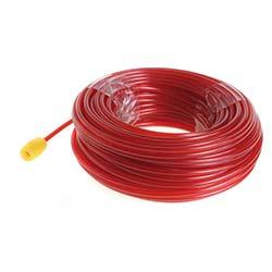 Ryobi Misina Yedeği 2.4 mm 15 m Kırmızı