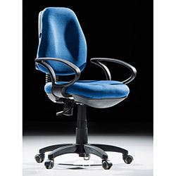 Adore Comfort Plus Çalışma Koltuğu Kumaş Mavi